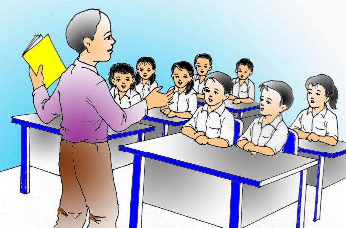 fungsi guru